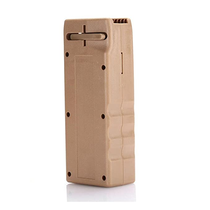 Tactical Airsoft M4 manivela 1000 Rondas de plástico Cargador de Velocidad de BB Militar Cargador rápido Caza Arma Bolsa de Revista para Paintball CS ...