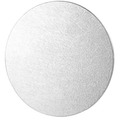 Tala 10A20308 Round Cake Board, Silver by Tala (Image #10)