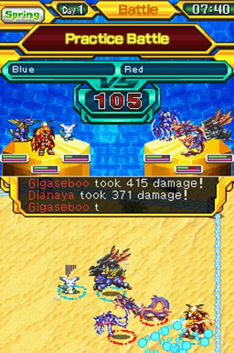 Amazon com: Digimon World Championship - Nintendo DS: Artist