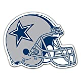 NFL Dallas Cowboys 12-Inch Vinyl Helmet Magnet