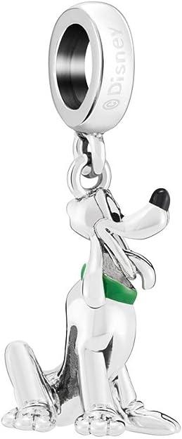 Disney Pluto Perro encanto plata de venta original