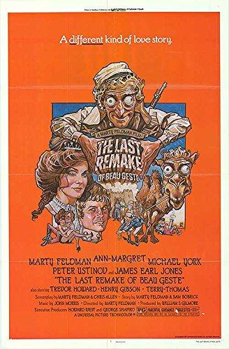 Last Remake of Beau Geste - Authentic Original 27