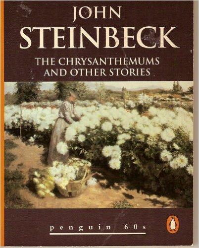 a literary analysis of the short story the chrysanthemums by john steinbeck Literary devices in the chrysanthemums symbolism, imagery, allegory setting  the big pictureit's hard to talk about setting in a steinbeck story without.