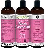 Organic Jamaican Black Castor Oil by Sky Organics