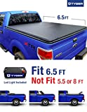 ford 150 bed liner - Tyger Auto TG-BC3F1020 TRI-FOLD Truck Bed Tonneau Cover 2009-2014 Ford F-150 (Excl. Raptor Series) | Styleside 6.5' Bed | For models without Utility Track System