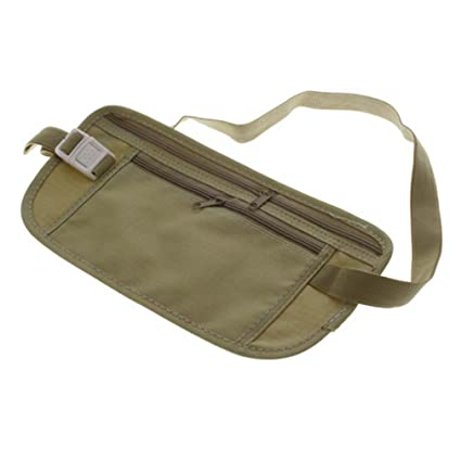 Amazon.com  Boolavard TM womens wallets Travel Security Money Ticket ... c723aedfb