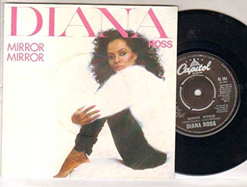 Diana Ross - Mirror Mirror - 7 inch vinyl / 45 ()