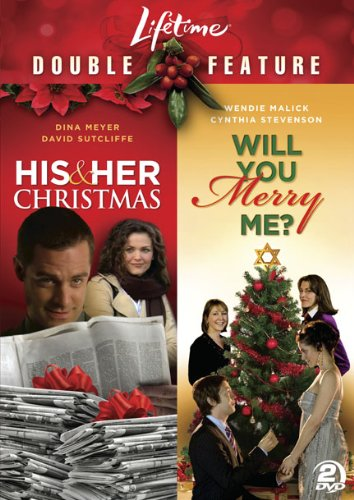 DVD : His and Her Christmas / Will You Merry Me? (2 Disc)
