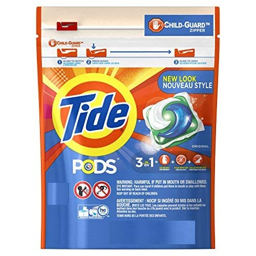 Tide PODS Laundry Detergent Liquid Pacs