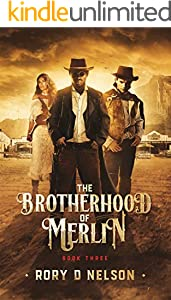The Brotherhood of Merlin: Book Three: The Test of Ostra (The Brotherhood of Merlin  3)