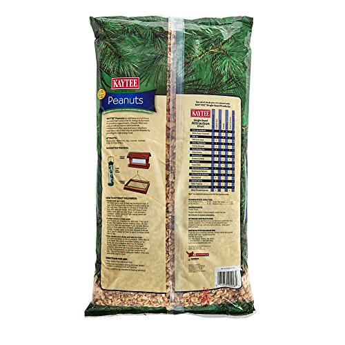 Image of Kaytee Peanuts For Wild Birds, 10-Pound