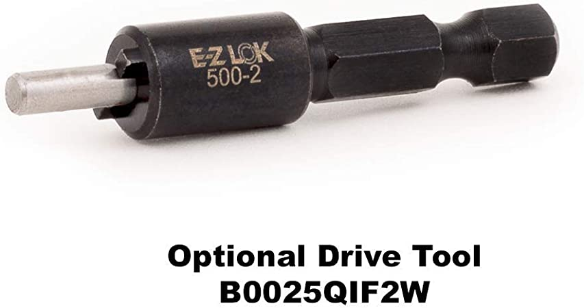 Optional Use with 329-3 329-332 303-3 303-332 319-3 31... E-Z LOK Drive Tool