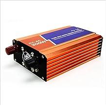 MabelStar 300W Power Inverter 12VDC 110V/120VAC Peak Power 600W Off-grid Pure Sine Wave Inverter