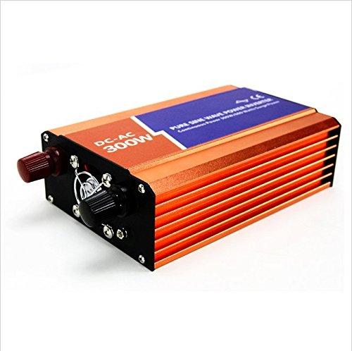 Mabelstar 300 W Potenza inverter 12 VDC 230 VAC potenza di picco 600 W off-grid Pure Sine Wave Inverter MSLP160001