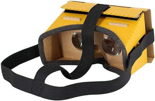 Meijunter VR - Gafas de Realidad Virtual para Nintendo Switch, Gafas 3D de Carton: Amazon.es: Electrónica