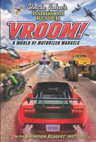 Uncle John's Bathroom Reader Vroom! by Bathroom Readers' Institute (2011-11-15) by Bathroom Readers' Institute (Paperback)