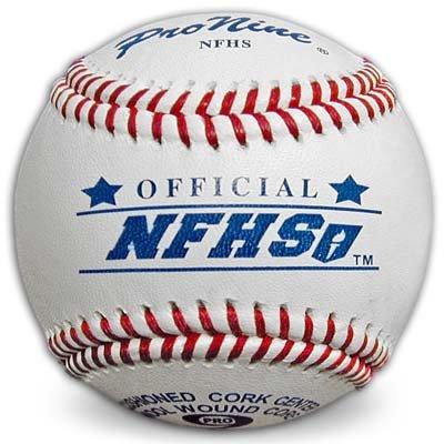 ProNine NFHS High School Little League Baseballs (One dozen) by Pronine Baseball