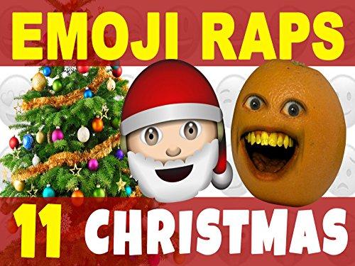 Christmas Emoji Rap (Emojis Christmas Song)