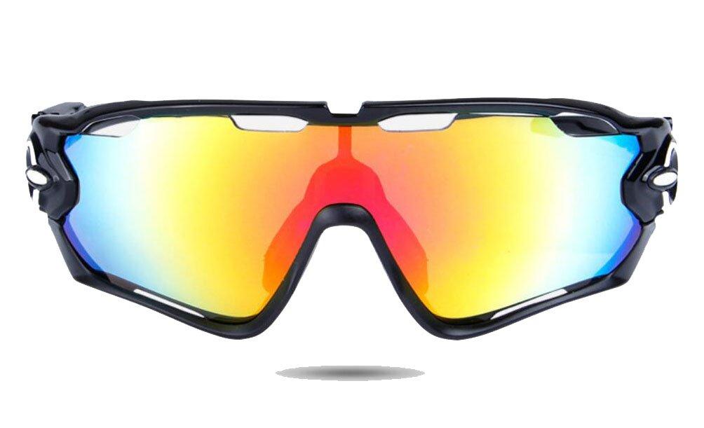 Gafas de sol polarizadas, fotocromáticas, para hombres y mujeres, para ciclismo, protección UV para los ojos, resistente al viento, con lente para deportes ...