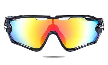 Gafas de sol polarizadas, fotocromáticas, para hombres y mujeres, para ciclismo, protección