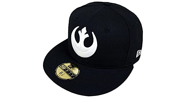 Amazon.com: New Era Rebel Alliance 59fifty Fitted Cap Special Limited Edition Star Wars Mens: Clothing