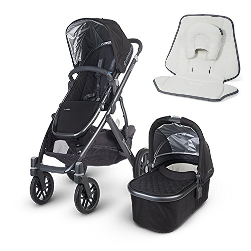 UNASSIGNED UPPAbaby 2015 Vista Stroller With UPPAbaby Inf...