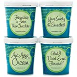 eCreamery Just Because - Classic Ice Cream 4 pack