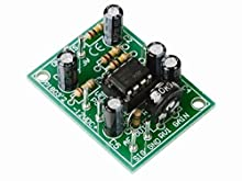 Velleman Microphone Preamp Kit