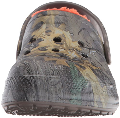 Pictures of Crocs Kids' Winter RealTree Xtra Clog Brown 6