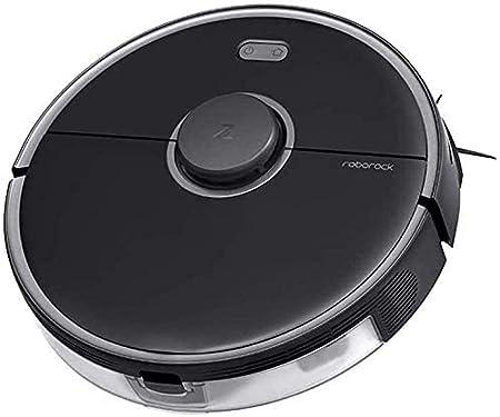 Opinión sobre Yukong Keji Roborock S5 MAX Aspirador Automático Robot y Fregasuelos, Mopa Friega Navegación Inteligente Barre,2000 Pa Muy Potente Succión con Función WiFi, Autocargado Cepillo,Aspira con App Control