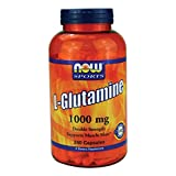 Now Foods L-Glutamine 1000Mg 240 Caps Review