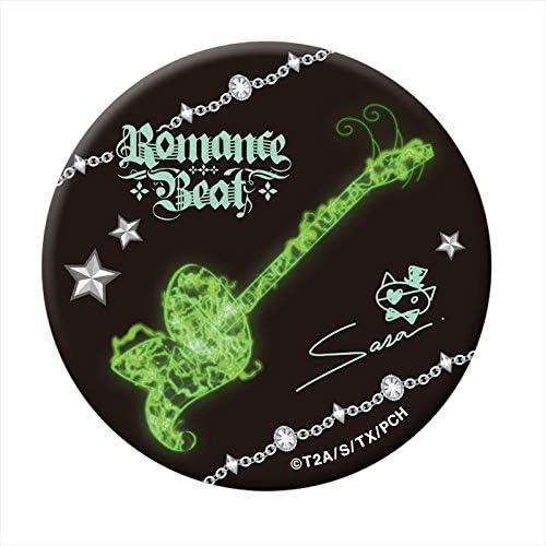 キラッとプリ☆チャン 【キラッネタ】 【高発光缶バッジ】 緑川さらのギター 缶バッジ