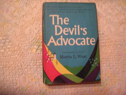 The Devil'S Advocate by Morris L. West