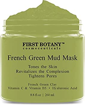French Green Mud Mask 8.8 fl oz for Men and Women