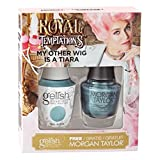 other Harmony Gelish - Two of a Kind - Royal Temptations Collection - My Other Wig is a Tiara