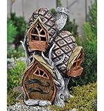 Fiddlehead Fairy Village - Pine Cone Townhouse