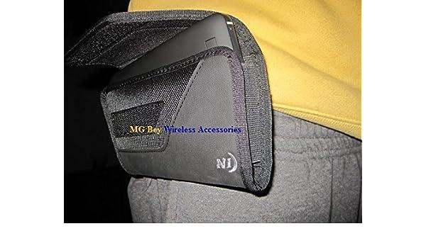 quality design 6d4bb 7e783 Amazon.com: Zerolemon LG G6 Battery Case For Rugged Holster Pouch ...