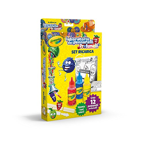 Crayola Marker Refill Pack (Color Mixing Guide For Crayola Marker Maker)