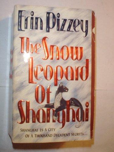 The Snow Leopard of Shanghai (Shanghai Warrior Ship)