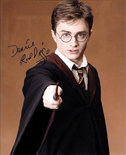 Daniel Radcliffe in Harry Potter Signed Autographed 8 X 10 Reprint Photo Daniels Autographed Photo