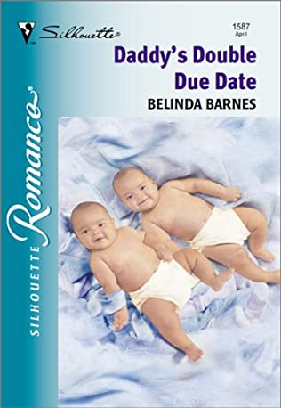 book cover of Daddy\'s Double Due Date