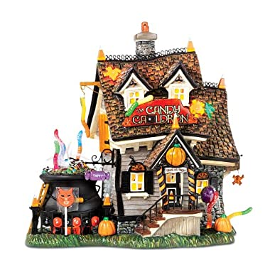 Department 56 Snow Village The Candy Cauldron