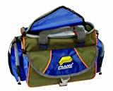 Plano Softsider Tackle Bag with Two 3650 Stowaways (Green/Blue)