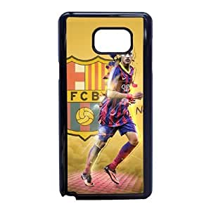 Personalized Durable Cases Samsung Galaxy Note 5 Cell Phone Case Black Etigw Neymar Protection Cover