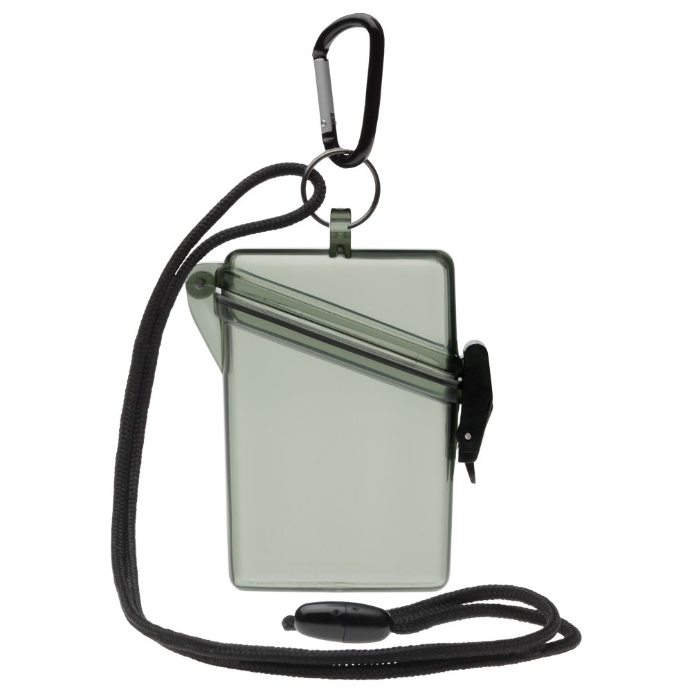 00412-Military Green Funda Impermeable Witz See It Military Green