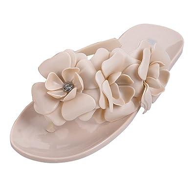 095d1f3174a0 TOOGOO(R) Summer Style Shoes for Women Slippers New Flip Flops Women  Sandals Female