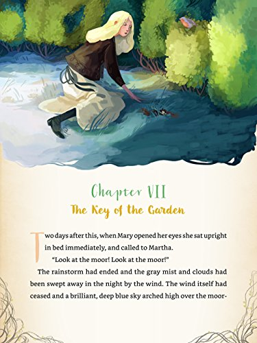 Thumbnail scroll view image - 4 for  The Secret Garden [Kindle in Motion]