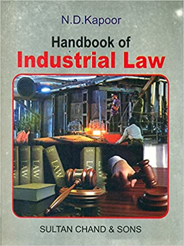 N D Kapoor Law Book