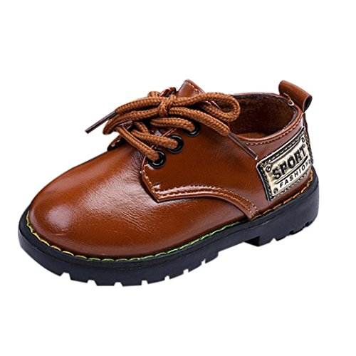 toddler-little-big-baby-boy-girl-kids-oxford-dress-shoes-lace-up-ankle-boots