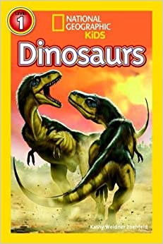National Geographic Kids Readers: Dinosaurs Descargar Epub Ahora